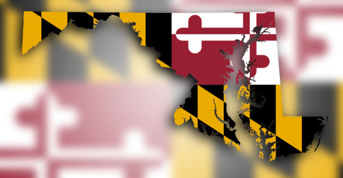 Maryland Bail Map